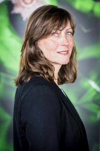 Portret Vera De Boeck (c) Frederik Beyens